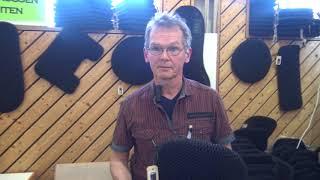 Ventisit's Bart van Crasbeek talks with RecumbentPDX