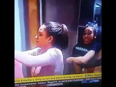 BBNaija The Moment Uriel Let Her Booobs Fall Out While Arguing With Coco Ice 9japulse com ng  mp4