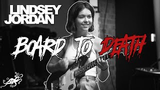 Board To Death Ep. 25 – Lindsey Jordan (Snail Mail) | EarthQuaker Devices