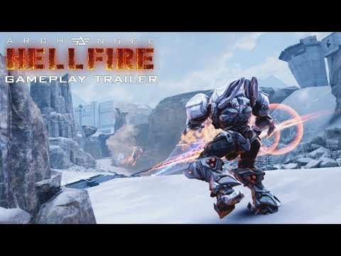 Archangel: Hellfire - Official Gameplay Trailer thumbnail
