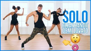 Solo   Clean Bandit Ft. Demi Lovato | Caleb Marshall | Dance Workout