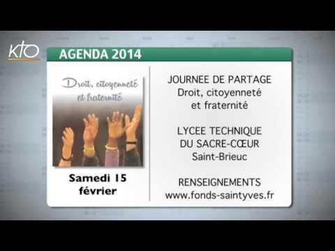 Agenda du 7 février 2014