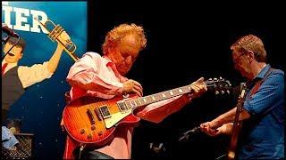 Lee Ritenour & Dave Grusin en concierto. Jazz San Javier 5 de Julio 2017