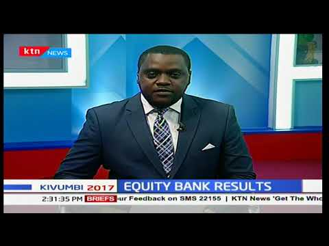 Equity Bank Limited poses a free tax profit of 13.3 Billion shillings