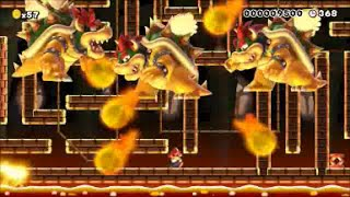 【Super Mario Maker】マリオメーカー ジンガ&仮面ライダーディケイド役、井上正大さんの鬼畜コースに挑戦【クリア率0.11%】