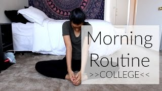 Morning Routine   Nursing School