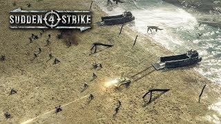 Sudden Strike 4 - Gameplay Trailer (EU)