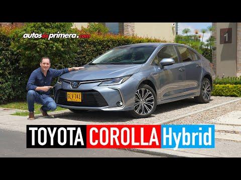 Toyota Corolla Híbrido, el más pedido | Prueba - Reseña