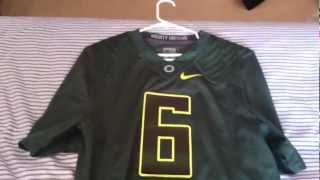 Nike Oregon Ducks Limited Jersey Review