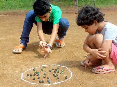 kancha or marbles indian traditional childhood village games