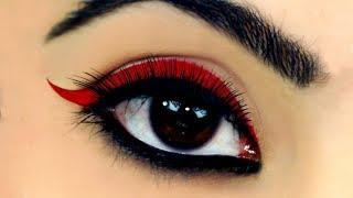 इन Festivals में हर दिन लगाएं मनचाहे  Eyeliners - How To Apply Perfect Kajal Wing Eyeliner | Anaysa