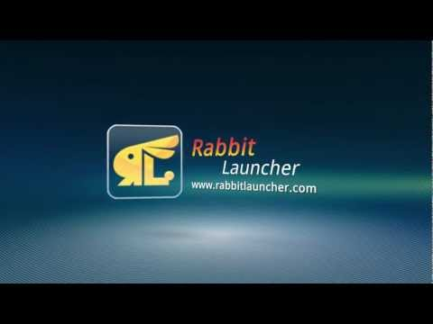 Vídeo do (FREE) Unique Rabbit 3D  Theme
