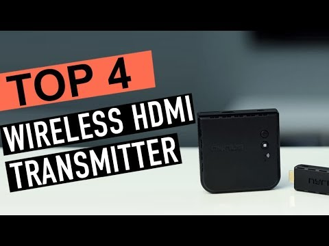 BEST 4: Wireless Hdmi Transmitter 2019