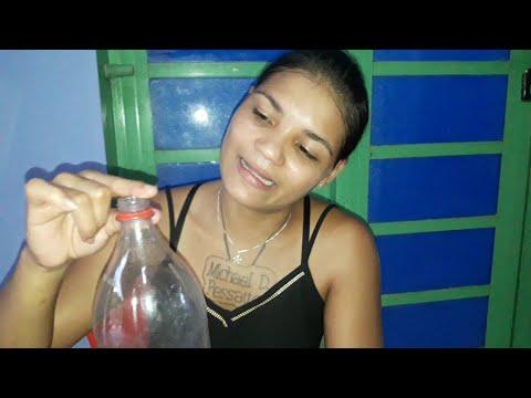 Ensinando a usar garrafa pet ou chuveirinho para limpar o anel,benefícios e malefícios. Muitas dicas