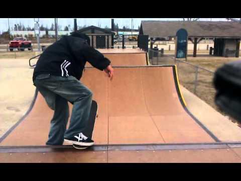 Michigan city skate park (Ryan)