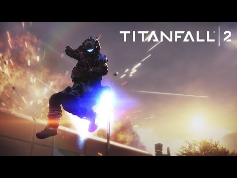 Titanfall 2's Movement Is Looking Sharp
