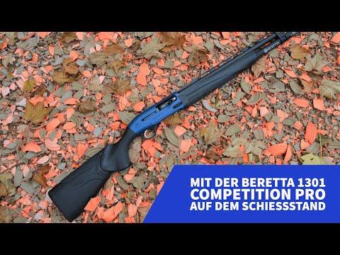 beretta: Beretta 1301 Competition Pro: Die Selbstladeflinte für dynamischen Schießsport im Test und Video