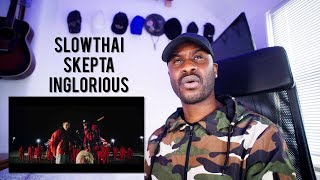 Slowthai   Inglorious Ft. Skepta [Reaction]   LeeToTheVI