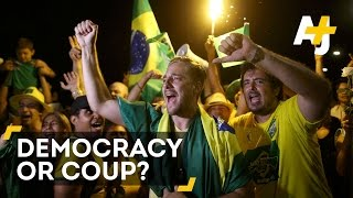 Brazil's President Is One Step Closer To Being Impeached