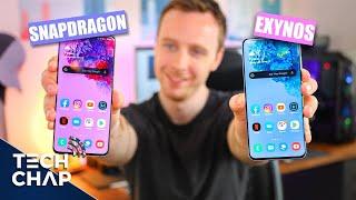 Samsung Galaxy S20 - Snapdragon vs Exynos!
