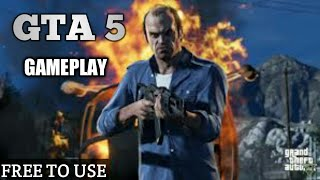 Gta  Gameplay Free To Use Non Copyright Hd Quality