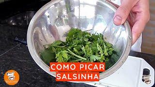 #3 - Picando Salsinha