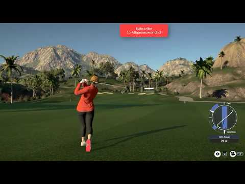 The Golf Club 2019 Featuring PGA TOUR Gameplay (PC game).