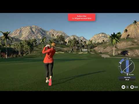 Gameplay de The Golf Club 2019 featuring PGA TOUR