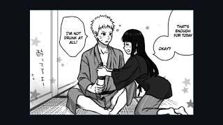 Naruto x Hinata Doujinshi - Drunk Naruto (naruhina)