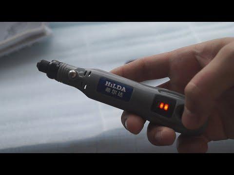 HILDA DC 3.6V Mini Electric Cordless Drill