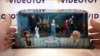 """Игровой набор  Disney Princess герои фильма Холодное Сердце от компании Интернет-магазин """"Timatoma"""" - видео"""