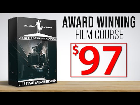 Award Winning Online Film Course for $97! - YouTube