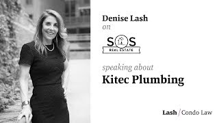 Denise Talks Kitec Plumbing