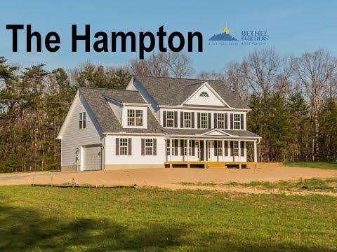 The Hampton 2 Louisa VA 23093 by Bethel Builders