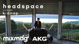 Kidnap Kid - Live @ Allaire Studios, HEADSPACE by AKG and Mixmag 2018