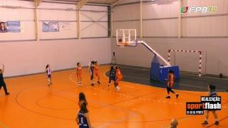 Liga Feminina | CAD Coimbra/Chelo - Carnide Clube/Holos