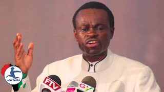 It's Time For Africa to Lead The World Amazing PLO Lumumba Speech