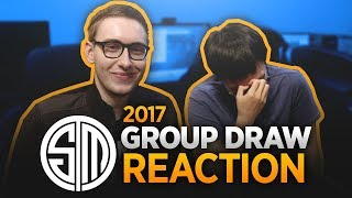 TSM Reacts to Worlds 2017 Group Draw | Kholo.pk