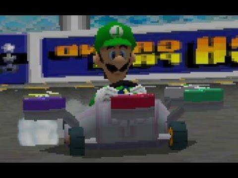 Mario Kart 8 - Mirror Flower Cup - 3 Star Ranking - смотреть