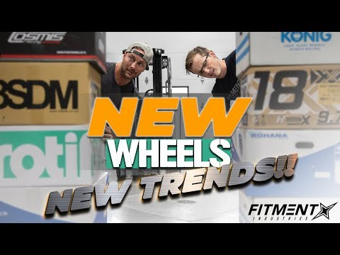 Lets Talk About: Wheel Trends