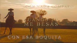 El Bebeto - Cuando Tu Me Besas [Video Lyric]