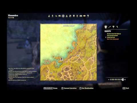 ESO Skyshard Locations - Treasure Map Locations and Tutorials ... on