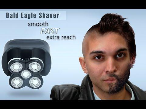 Bald Eagle Shaver | Electric shaver for men
