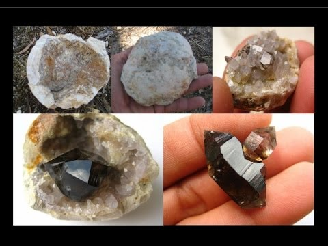 Geode Tips - Pearls Patchouli & Potion