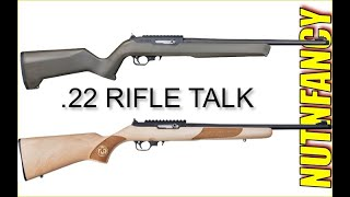Better Than Ruger 10/22: Thompson TCR22
