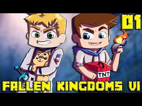 FALLEN KINGDOMS VI #01 : RETOUR AUX SOURCES !