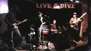 Crossfire Blues Band Royal Dive July 6 2012 I'm Tore Down Harmonica