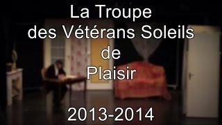 preview picture of video 'L'Hôtel Du Libre Echange - La Troupe des Soleils de Plaisir (78) - Les Vétérans Soleils'
