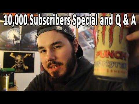 10,000 SUBSCRIBERS SPECIAL: Q & A, The Kavernacle Origin Story and Thanking the Patrons!!
