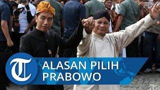 Ini Dia Alasan Presiden Jokowi Pilih Prabowo Jadi Menteri Pertahanan, Presiden: Beliau Lebih Tahu